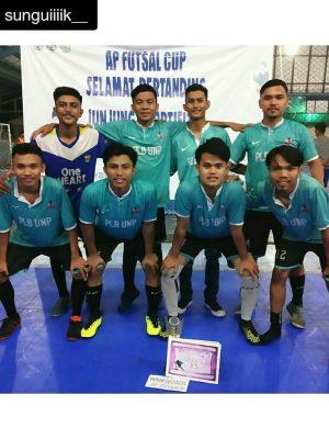 Juara I Lomba Futsal FIP 2018