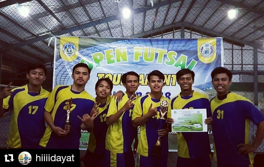 Juara I Lomba Futsal FIP UNP 2018