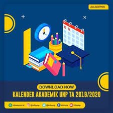 Kalender Akademik UNP TA 2019/2020