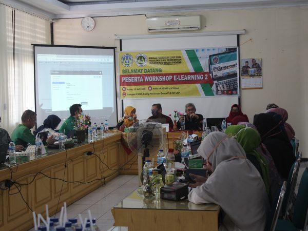 Workshop E-learning Versi 2